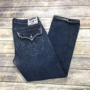 True Religion Jeans - {True Religion} Men's Straight Leg Jeans Sz 38
